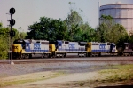 Early CSX Operations at CP-Burn in Allentown, Pa.